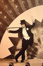 RUDOLF NUREYEV photo Russia ballet B&W top-hat 1978 modern dance Muppet Show