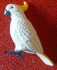 AUSTRALIAN BIRD FUNDRAISER GIFT COCKATOO Small Replica 70mm Long