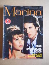 MARINA n°284 1985 FOTOROMANZO edizioni Lancio  [G574]