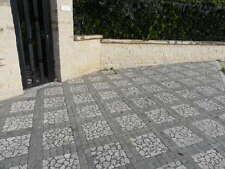 Rosoni in marmo, mosaici PER PAVIMENTI   INCOLLATAO SU RETE SPESSORE 1 CM
