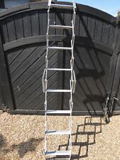More details for used gravity randall pakaway concertina loft ladder - 8 tread / 2m tall .28cm tr