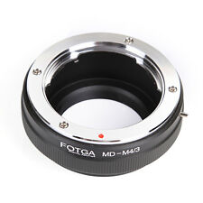 Fotga Adapter Ring for Minolta MD MC Lens to Micro 4/3 Panasonic Olympus Camera