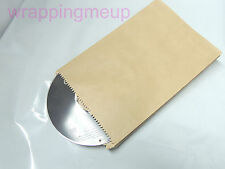 200 5x7 Cute Natural Kraft Paper Bags Craft Bags Wedding Party Bags Wholesale
