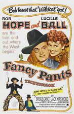 FANCY PANTS Movie POSTER 11x17 Bob Hope Lucille Ball Bruce Cabot Jack Kirkwood