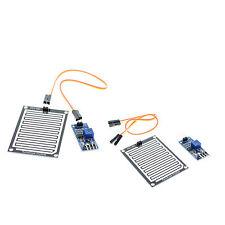 2pcs Rain Sensor Detector Module Raindrop Detection Shield Arduino Compatible US