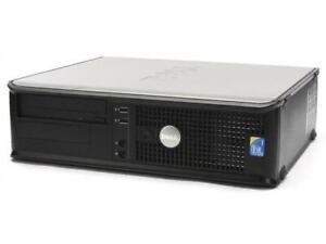 Dell OptiPlex 780 Desktop Core 2 Duo E8400 3GHz 4GB 250GB DVDRW WIN 10 PRO