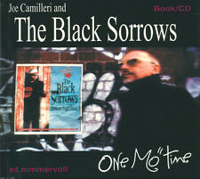 "The Black Sorrows - One Mo"" Time (2004)  CD/Book  NEW  SPEEDYPOST"