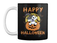 Bichon Frise Happy Halloween - Gift Coffee Mug