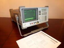 Hp Agilent 8562a 1 Khz To 22 Ghz Portable Spectrum Analyzer Calbrated
