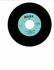 Jimmy (Soul) Clark NORTHERN SOUL45(MOIRA101)If I Only Knew Then/Do It Right Now