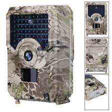 Hunting Camera 12MP Photo Trap Night Vision Trail Camera HD 1080P Wild Hunter