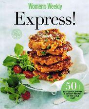 The Australian Women's Weekly Express AWW 50 Recipes Cookbook-