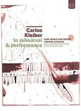 Kleiber In Rehearsal And Performance - Carlos Kleiber, Symphony Orche (NEW DVD)