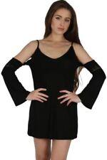 Maglie e camicie da donna, taglia comoda viscosi con spalline