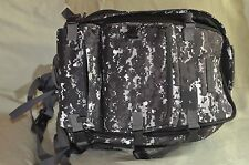 Nikon Professional large camera Backpack w rain cover dividers for travel hiking