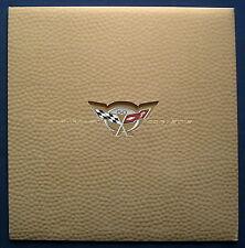 Prospekt brochure 2003 Chevrolet Chevy Corvette 50th Anniversary (USA)