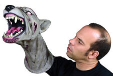 Halloween LifeSize Costume ZOMBIE DOG ARM PUPPET LATEX DELUXE Haunted House NEW