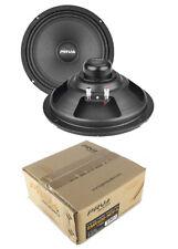 "2x PRV Audio 8MR400-NDY-4 8"" Neo Mid Bass Range Loud Speaker 4 Ohm 800 Watts"