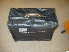 Vintage Polytone Guitar Amplifier Cover NOS w/Zippered Side Pocket