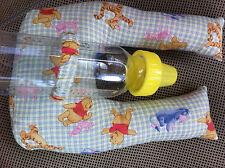 Baby Bottle Holder / Prop,Winnie the Pooh, handmade