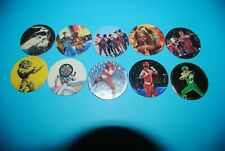 478 pogs pog caps milkcaps flippo : lot de 10 power rangers avimage