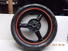 cerchio ruota posteriore per yamaha yzf r6 600 1999 2000 2001