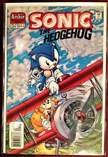 SONIC The HEDGEHOG Comic Book #57 April 1998 First Edition Bagged Boarded  MINT
