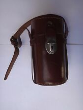 ♕♕♕ RARE - Leather Case Canister CURTA Calculator TYPE I - VERY GOOD STATE ♕♕♕