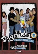 Degrassi - The Next Generation - Season 3 (Kee New DVD