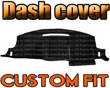 fits 1997-2001  OLDSMOBILE  SILHOUETTE   DASH COVER MAT DASHBOARD PAD /  BLACK