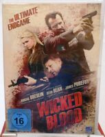 Wicked Blood - The Ultimate Endgame + DVD + Atemloser Action Thriller + Mafia +