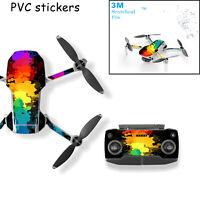 For DJI Mavic Mini Wrap V08 Starfighter by Drone Squadron Sticker Skin Decal MS