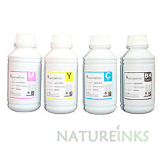 2000ml Premium Ink dye Bottle kit Ink to refill empty CISS or printer Cartridge