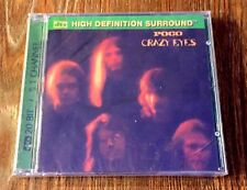 POCO Crazy Eyes 5.1 Surround Sound DTS Disc New Sealed!