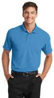 Port Authority Mens Dry Zone Dri-Fit Polo Shirt New Size XS-4XL Golf Shirt. K572