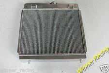 For MERCEDES BENZ Saloon W123 200D/280 1976-1985 Aluminum alloy radiator 40MM