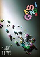 GENESIS - SUM OF THE PARTS  DVD NEU