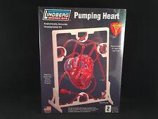 Lindberg Science Kits 11 Inch Pumping Heart Model Kit 71316 Sealed & Ships Free