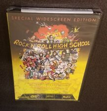 Rock 'N' Roll High School (DVD, 2010) Ramones Comedy Widescreen