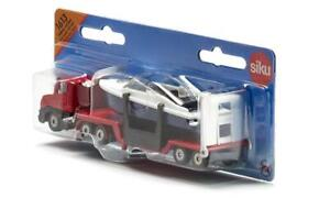 Siku Low Loader With Boat 1613
