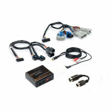 New! iSimple ISGM12 General Motors Car Audio Satellite Radio Kit with Auxiliary