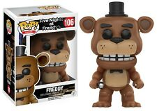 Freddy Five Nights at Freddys Official Licence Funko POP! 106 Vinyl Figure NEW