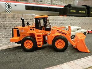 Eddie Stobart Doosan Daewoo Mega 339-v wo54 1/76th OO Gauge for railway layout