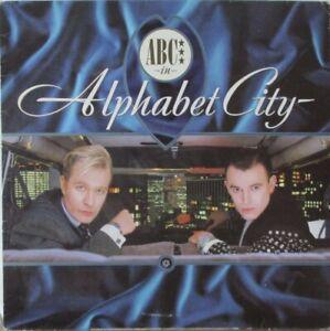 ABC - Alphabet City ~ VINYL LP