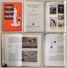 Ola Alsen Schönheit und Lebensfreude durch Körperpflege um 1935 Kosmetik Beauty