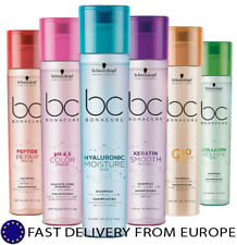 Schwarzkopf Bonacure: Color Freeze, Hyaluronic Moisture, Keratin Smooth, Repair