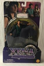 """1998TOYBIZ  Xena Warrior Princess Autolycus King Of Thieves 6"""" Action Figure NIB"""