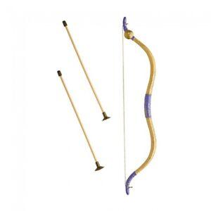 "Brave Bow And Arrow 18 1/2"" Merida 2 Suction Cup Arrows Disney Halloween Costume"