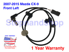 NEW ABS WHEEL SPEED SENSOR FIT 2007-2015 Mazda CX-9 SUV Front Left Driver Side