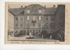 Innerer Schlosshof Mainau 1906 Postcard Germany 067b